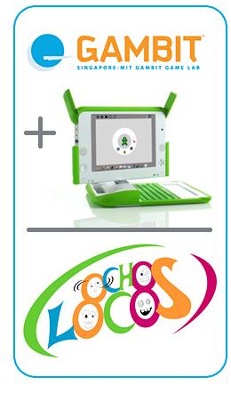 GAMBIT + OLPC = Ochos Locos