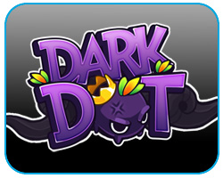Dark Dot Logo