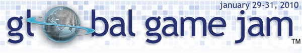 Global Game Jam 2010 logo