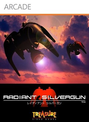 Radiant Silvergun for XBLA