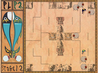 Dearth Screenshot - Level 12 (2-players)