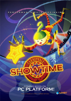 Carneyvale: Showtime PC poster