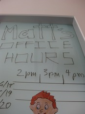Matt's Office Hours