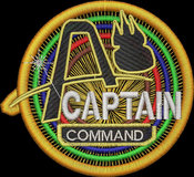 Artemis Captain's Badge